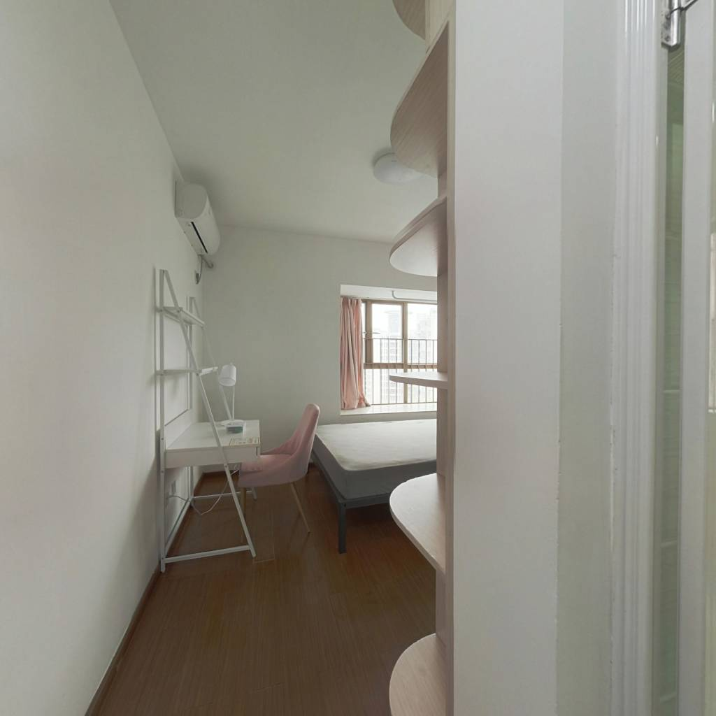 合租·康桥紫郡 4室1厅 南卧室图