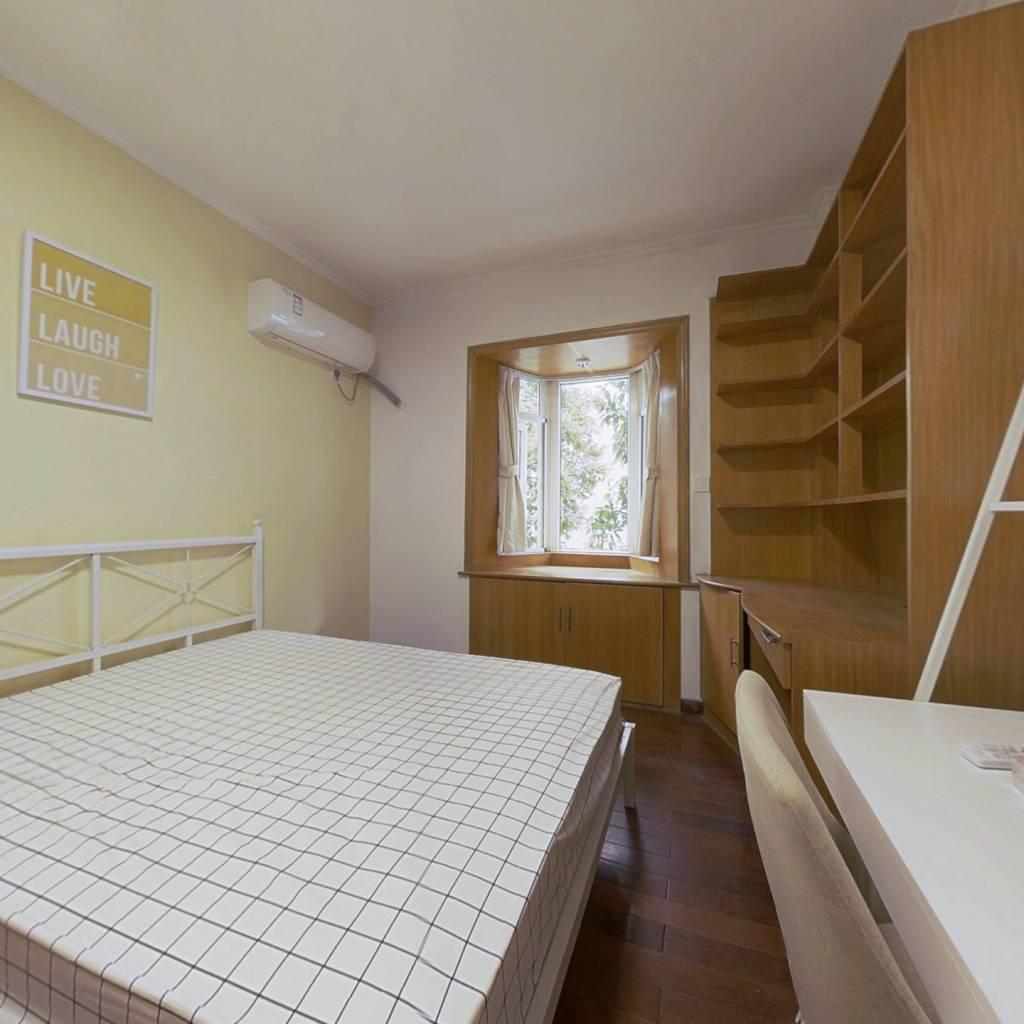 合租·双楠花园 3室1厅 北卧室图