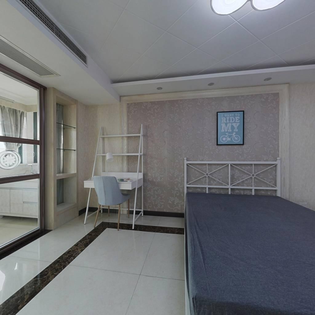 合租·长江西苑 4室1厅 南卧室图