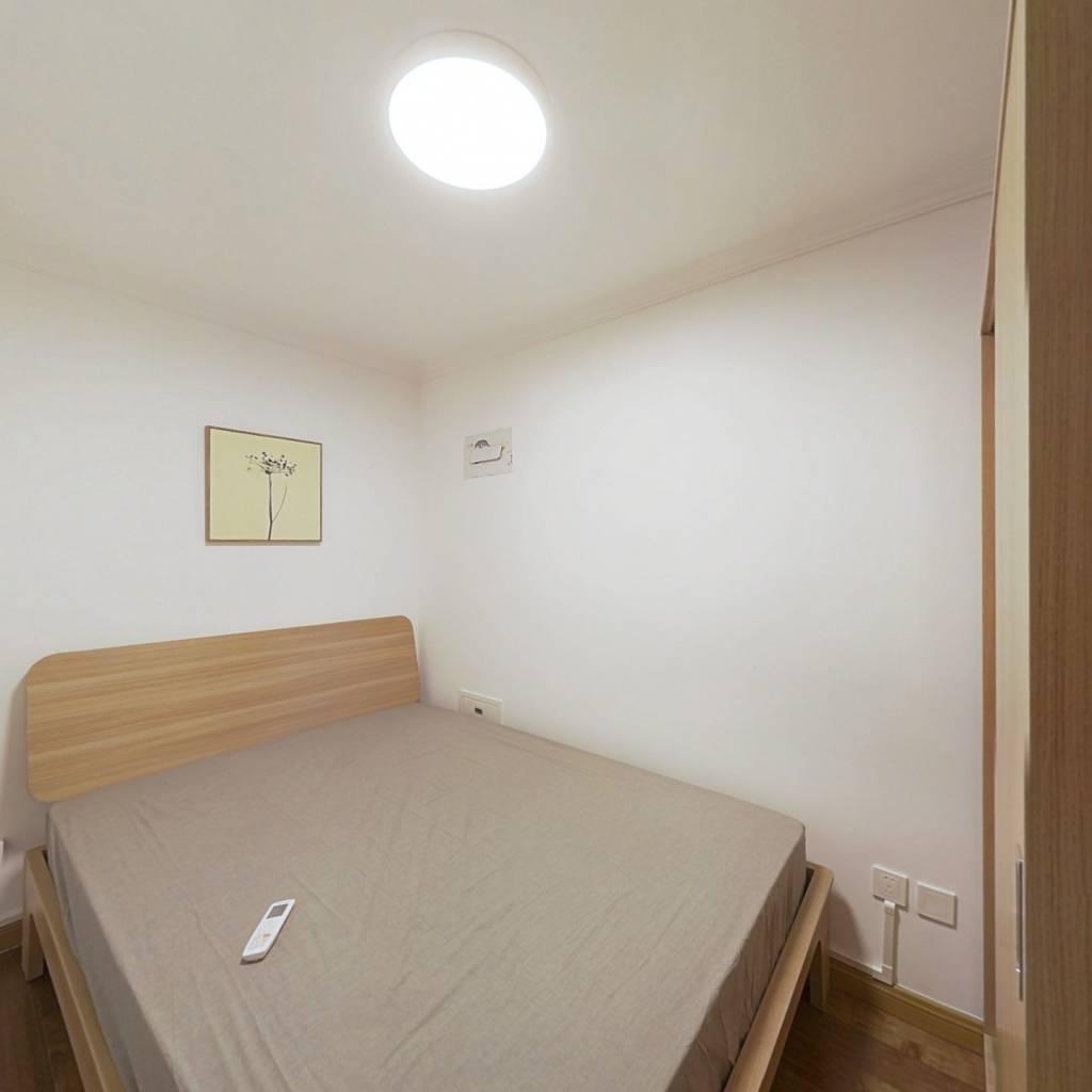 整租·广渠家园 2室1厅 东卧室图