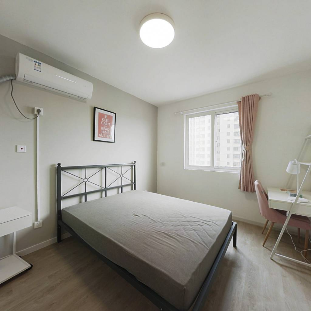 合租·瑞和雅苑 3室1厅 南卧室图