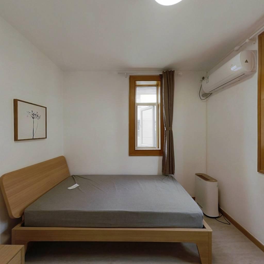 整租·田林七村 2室1厅 南北卧室图