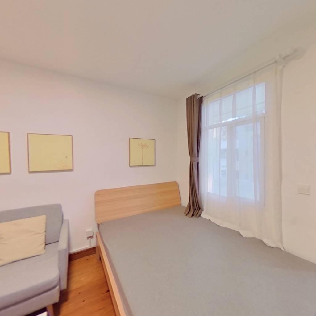 整租·华电新村 2室1厅 南卧室图