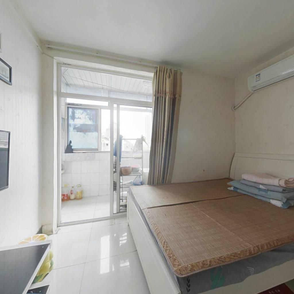 亳州城 一室一厅 采光好 无遮挡 交通便利 配套齐全