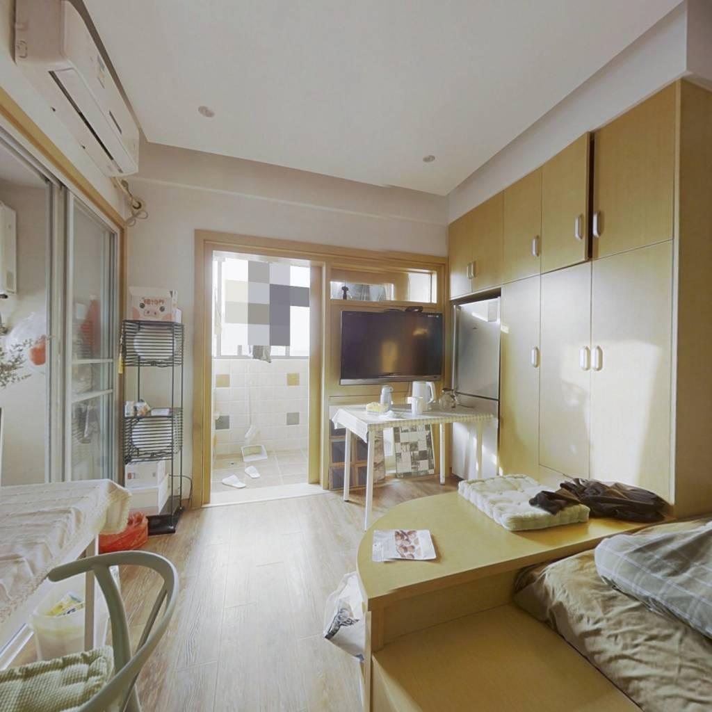 香缤公寓单身公寓带天然气 看房方便