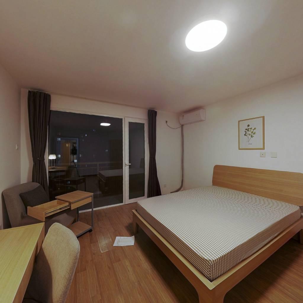 合租·枫竹苑二区 4室1厅 北卧室图