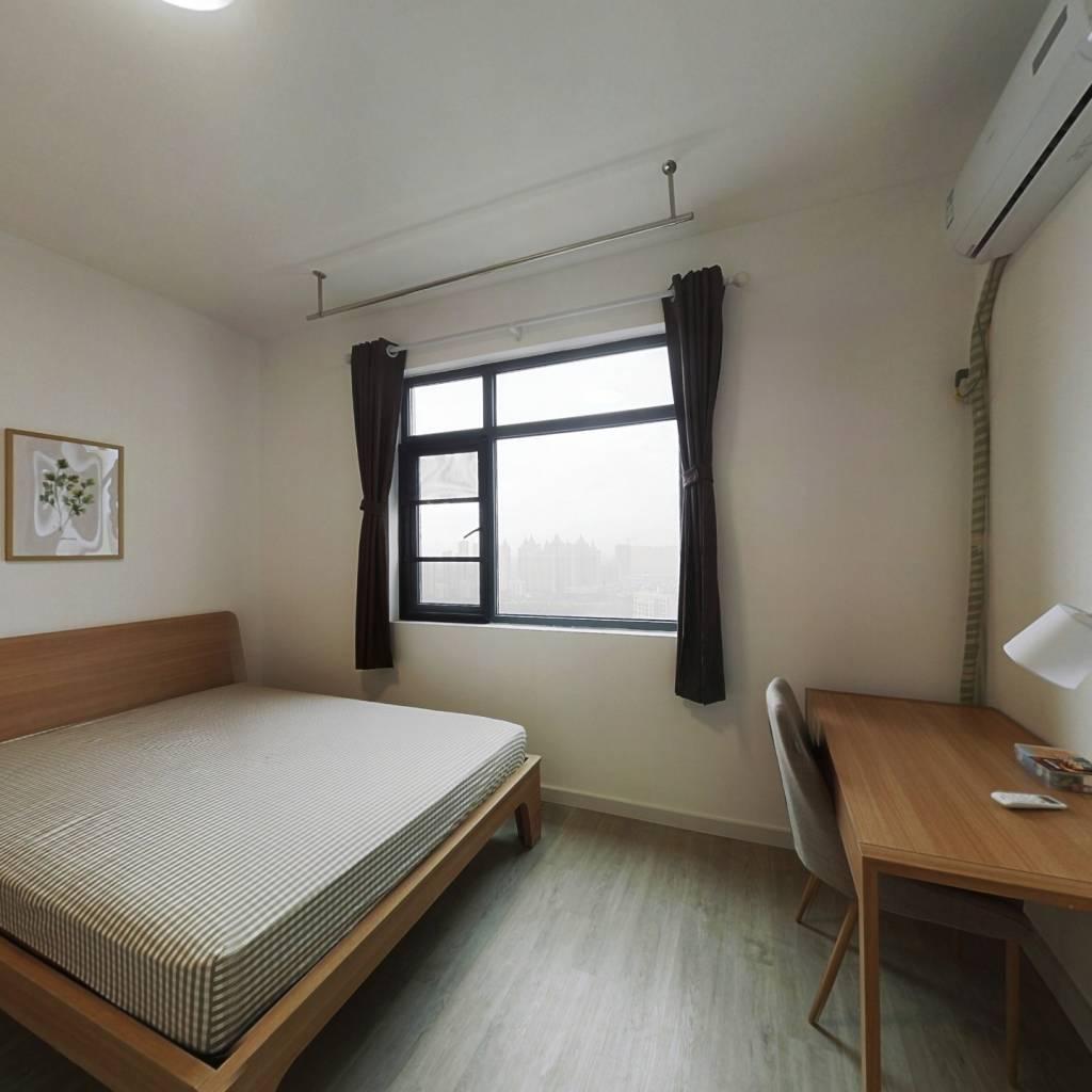 合租·塔子湖兴隆苑 5室1厅 北卧室图