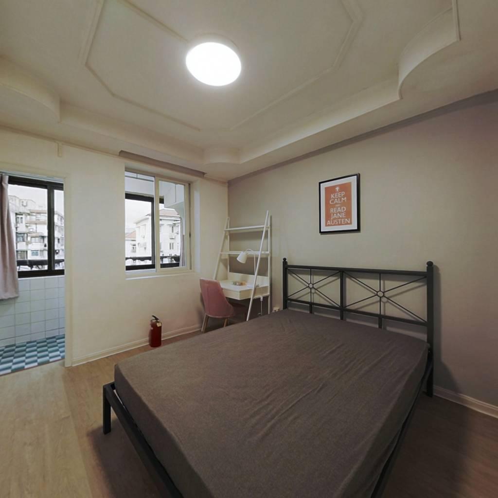 合租·镜瑞弄 3室1厅 西卧室图