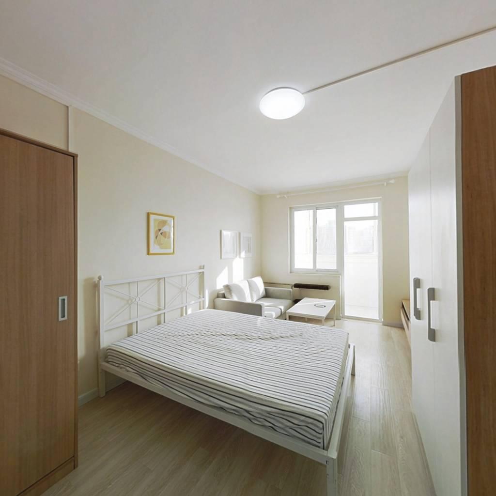 整租·宣武门西大街 2室1厅 南卧室图
