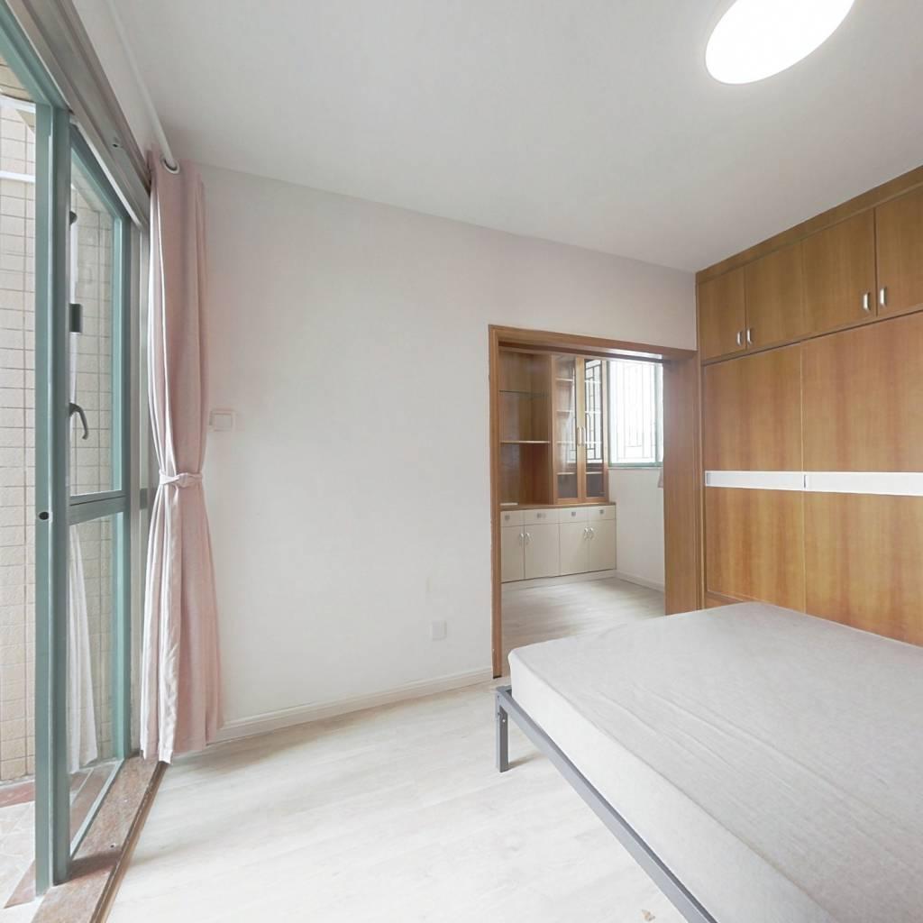 合租·阳基阳光城市 3室1厅 南卧室图