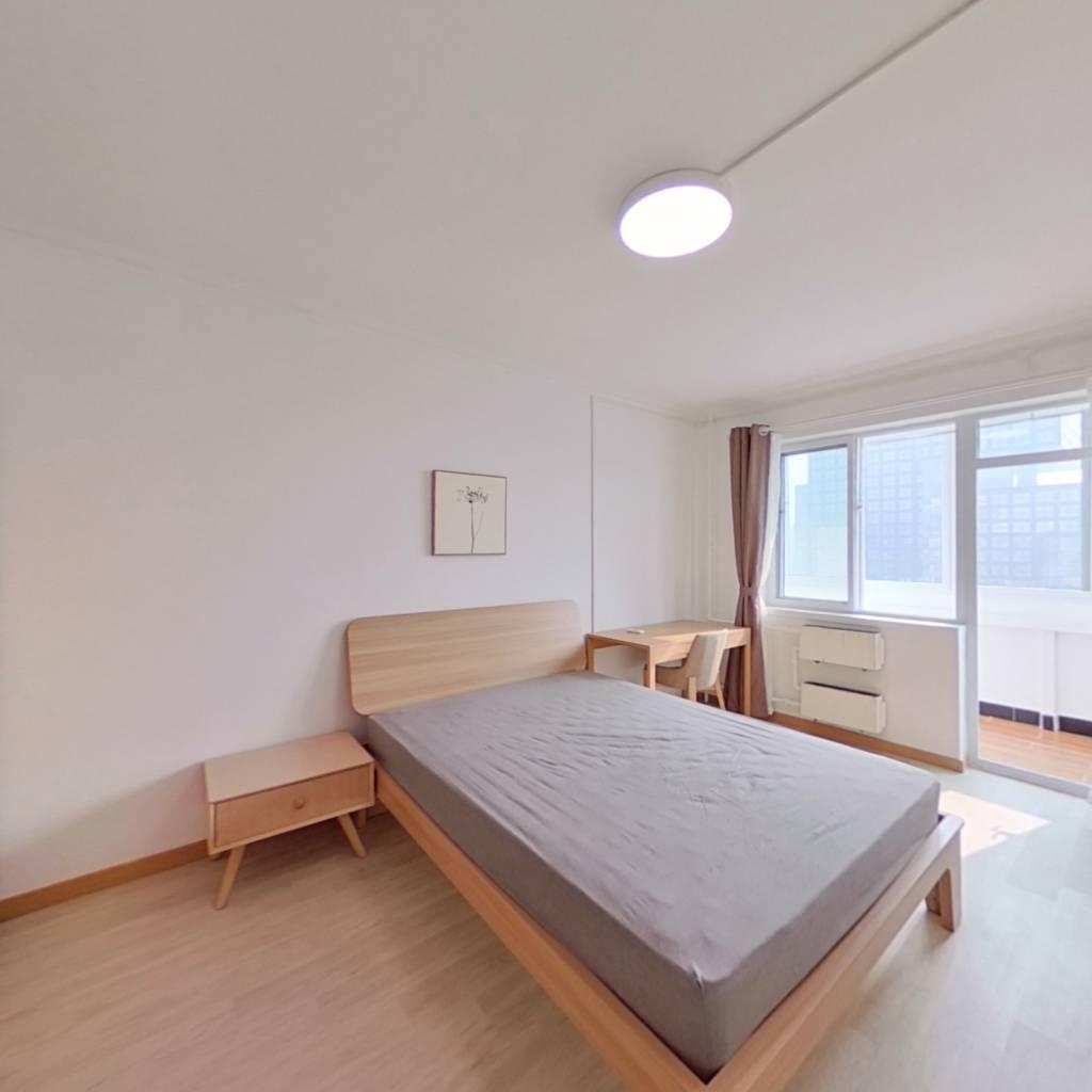 整租·柏林寺西 2室1厅 南卧室图