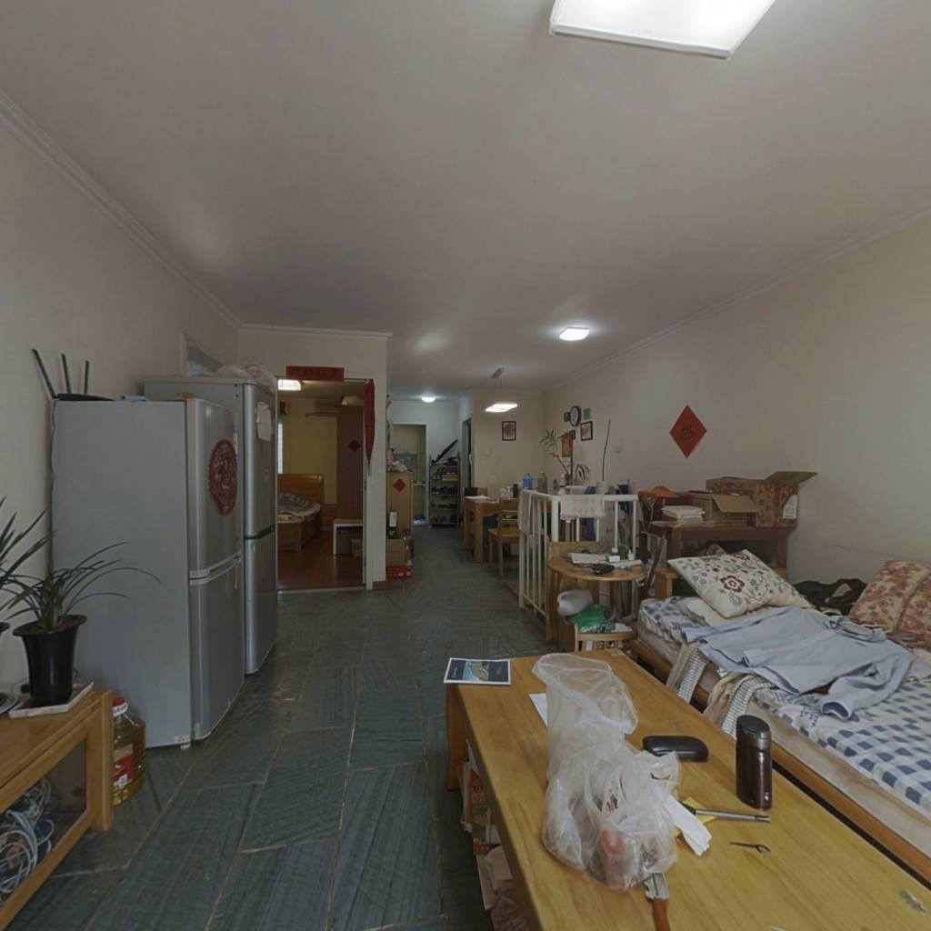 怡美家园 一层带院子 半地下室 距离清河站500米