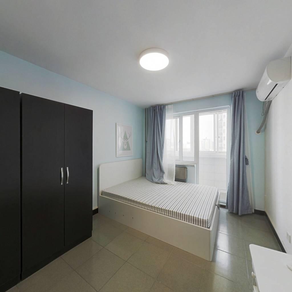 整租·苗圃东里 2室1厅 南卧室图