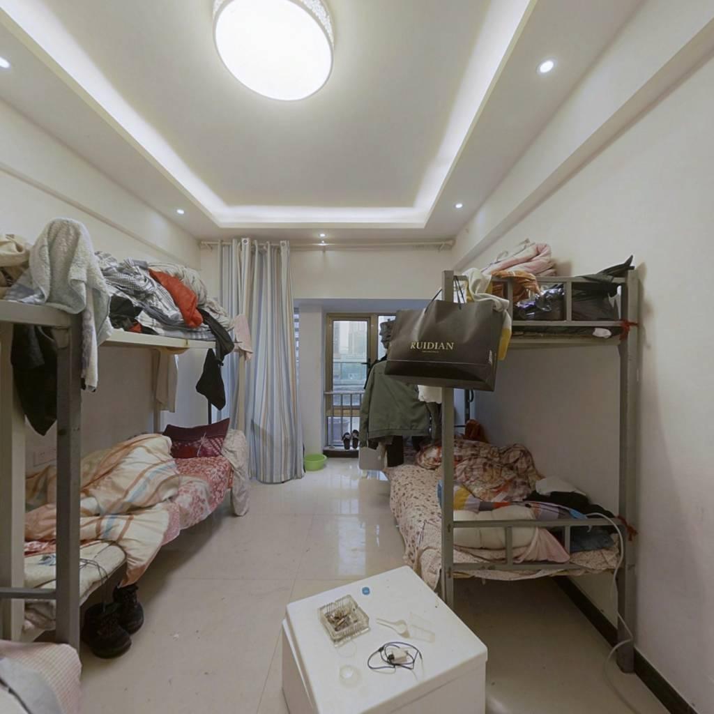 SOHO公寓 装修 1居1厨1卫 功能区齐全