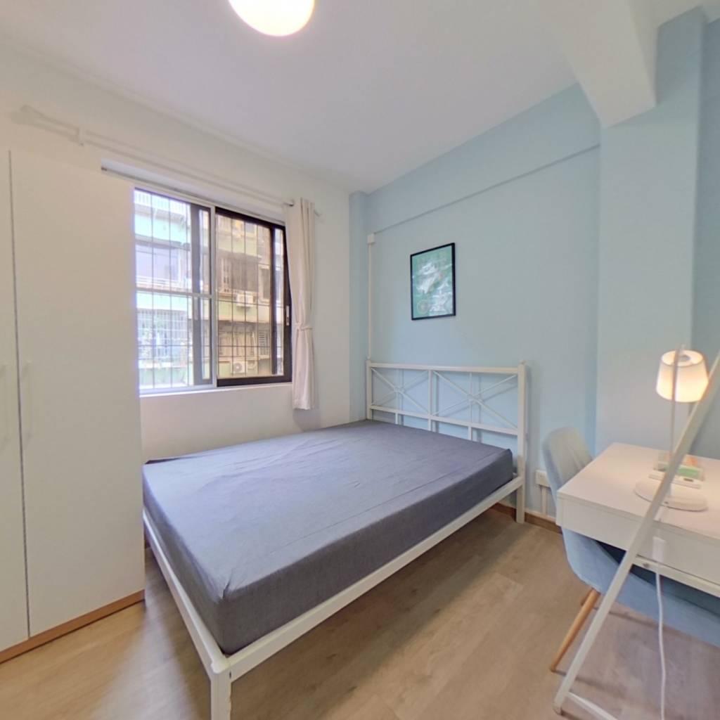 合租·江南西路 2室1厅 东卧室图