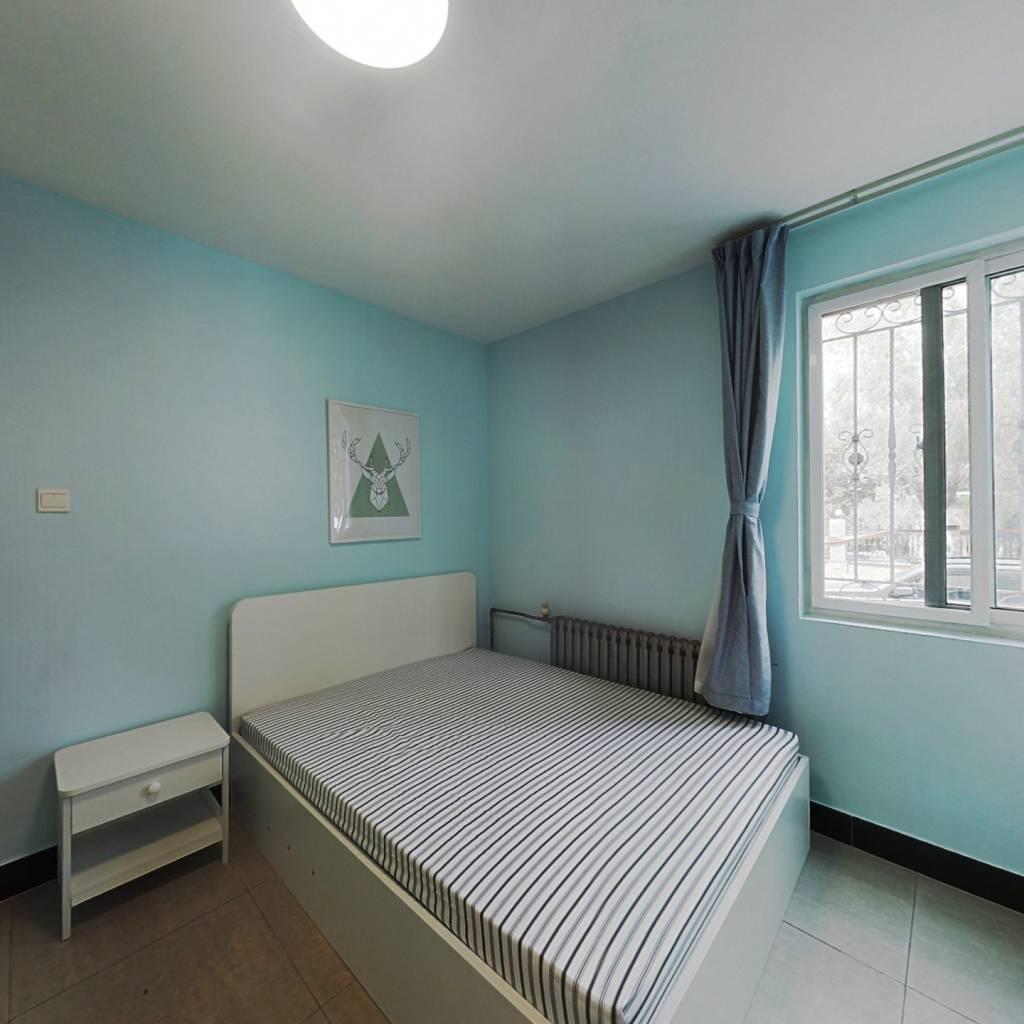整租·紫荆园 1室1厅 北卧室图