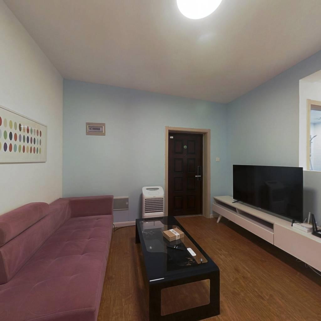 整租·凤凰西街223号 2室1厅 南卧室图