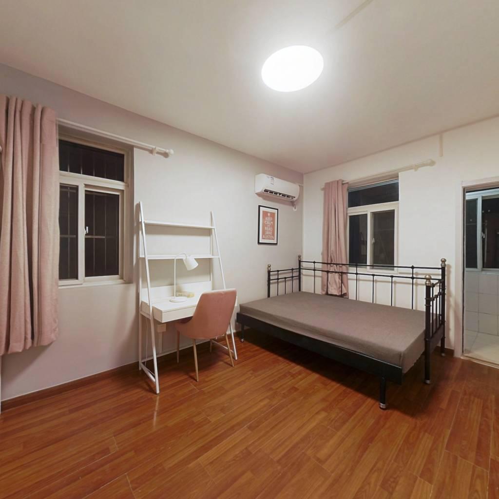 合租·随园 3室1厅 北卧室图