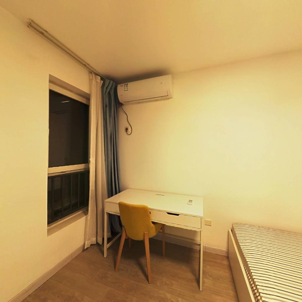 整租·青秀雅苑 1室1厅 南卧室图