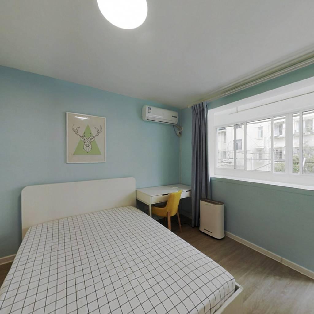 整租·国和苑 2室1厅 南北卧室图
