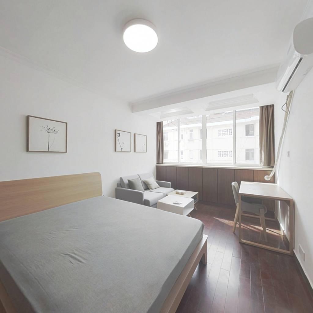 整租·法华镇路150弄 1室1厅 南卧室图
