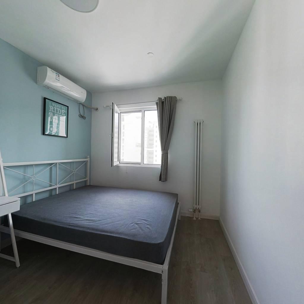 合租·京奥港枫泉花园 3室1厅 南卧室图