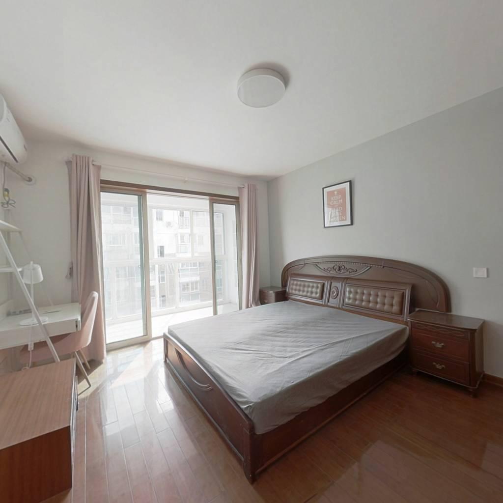 合租·枫情国度尚园 3室1厅 南卧室图