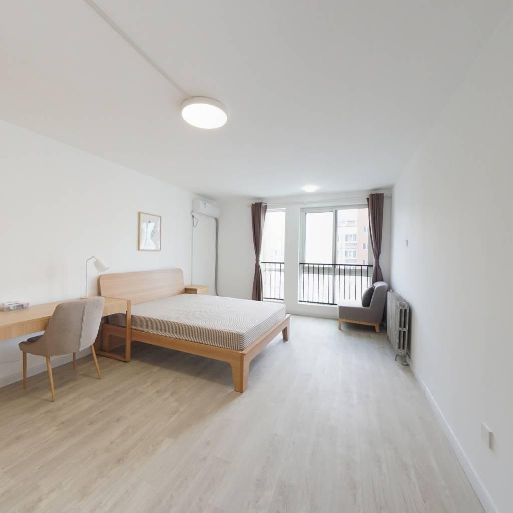 合租·石景苑 4室1厅 南卧室图