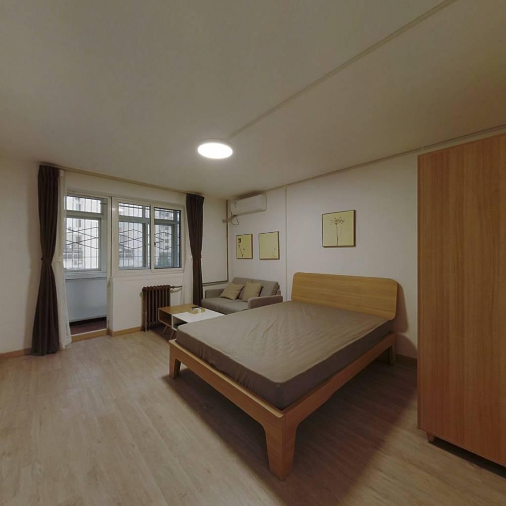 整租·乔建里 2室1厅 东卧室图