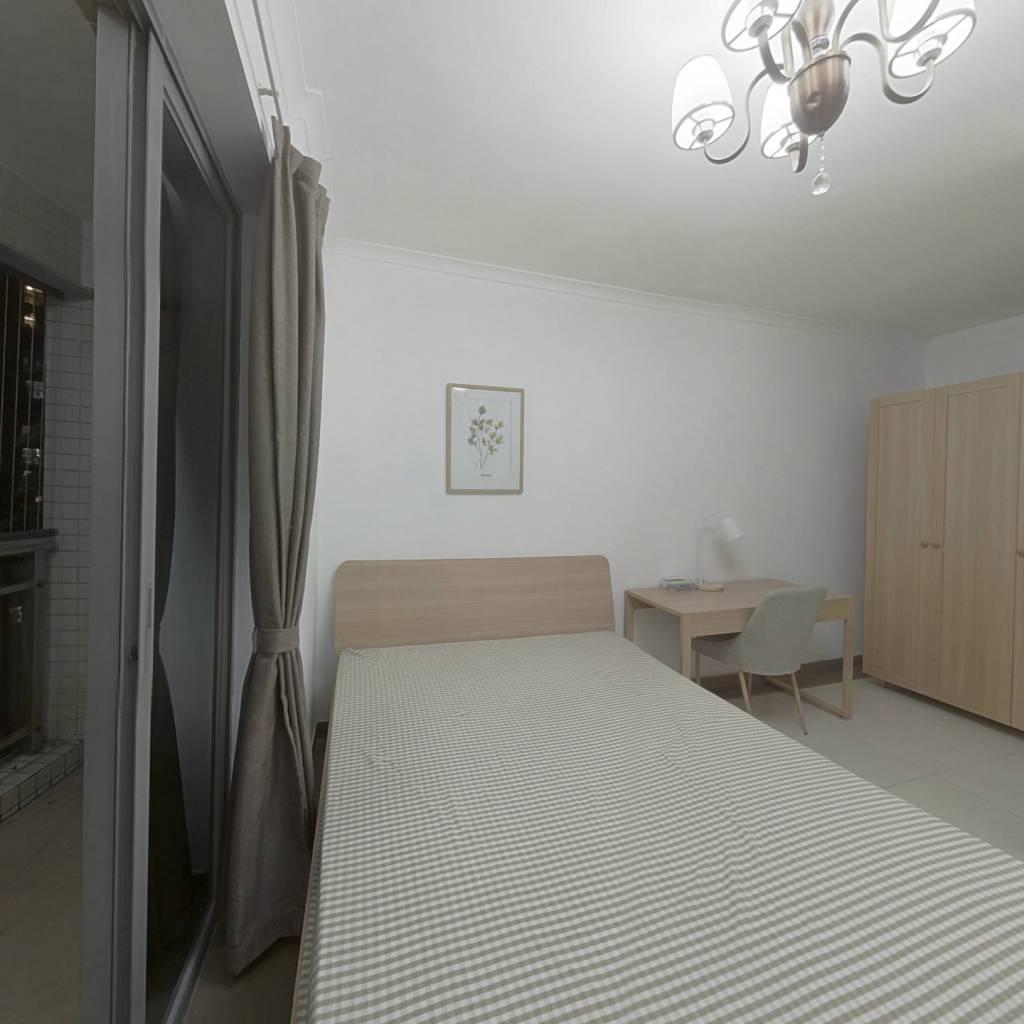 合租·恒荔湾畔 3室1厅 北卧室图