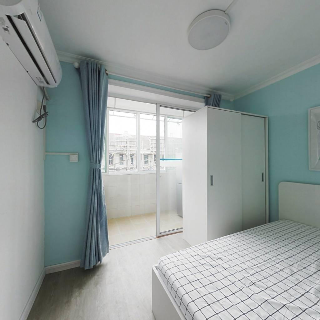 整租·梅园二街坊 2室1厅 南卧室图