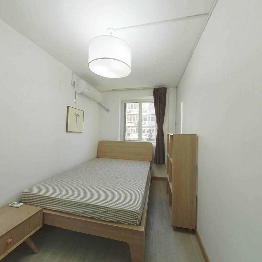 整租·黄亭子小区 2室1厅 南北卧室图
