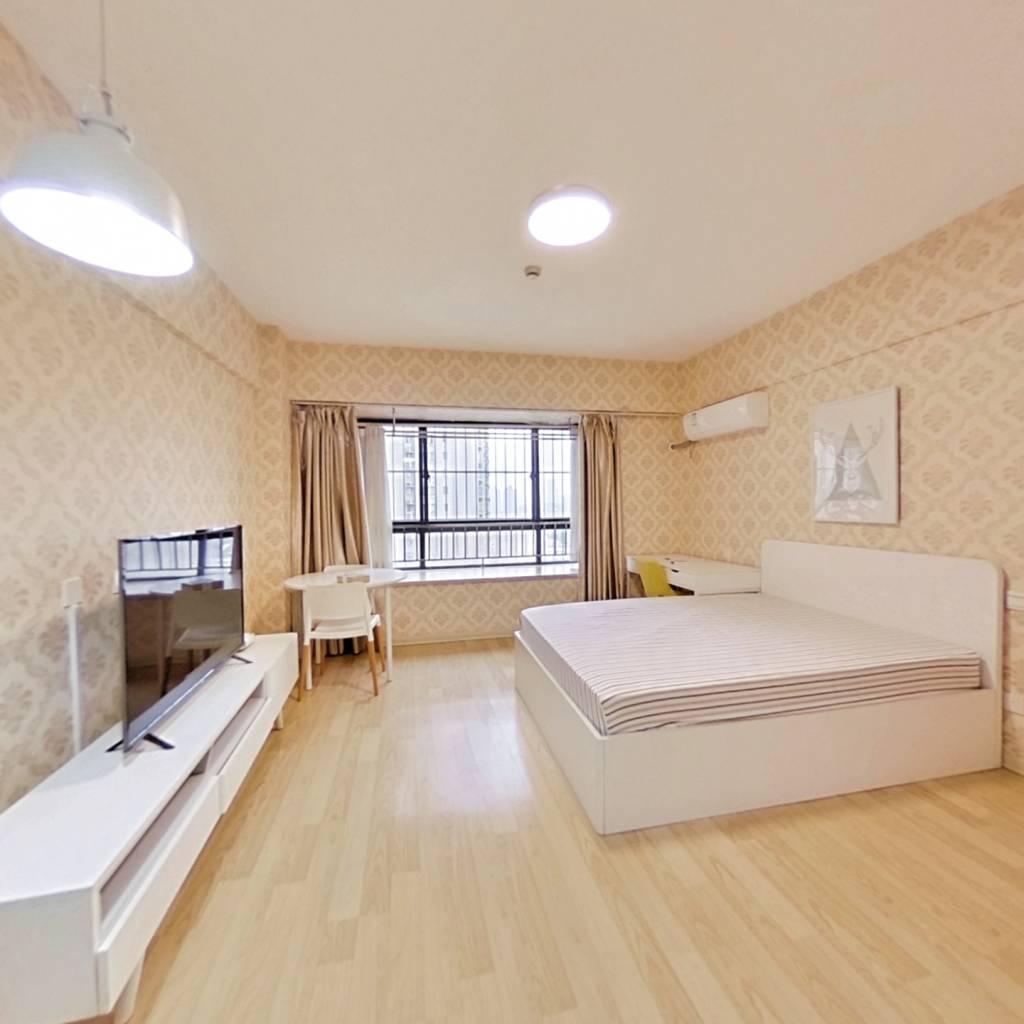 整租·辰龙雅苑 1室1厅 东卧室图