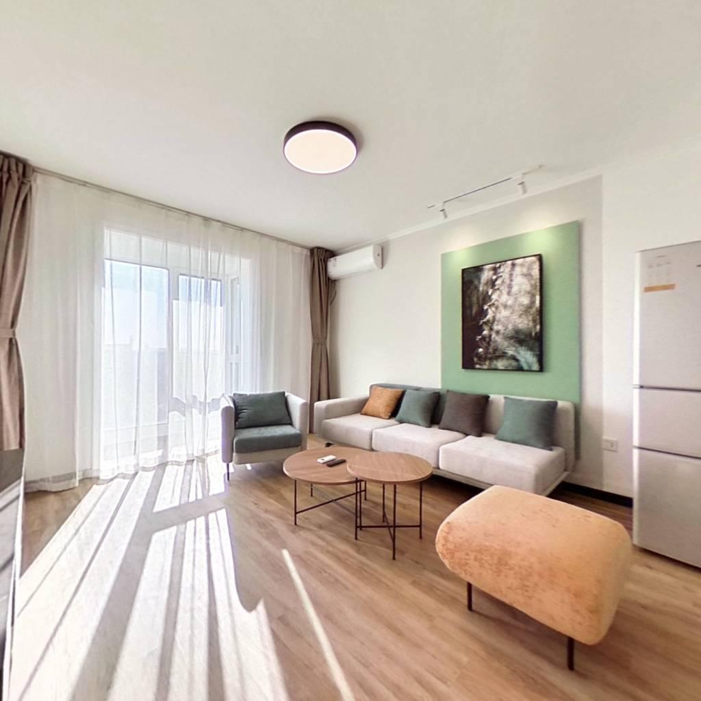 整租·北京北 2室1廳 南臥室圖