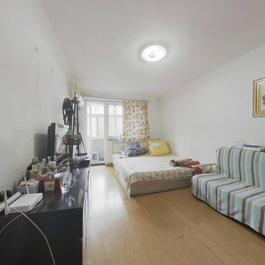 满五年唯一房改房成本价,中间层小两居室