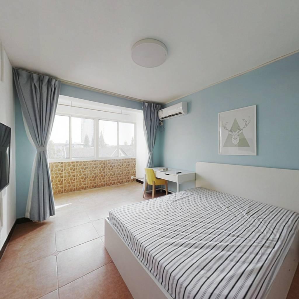整租·和会街 2室1厅 南北卧室图