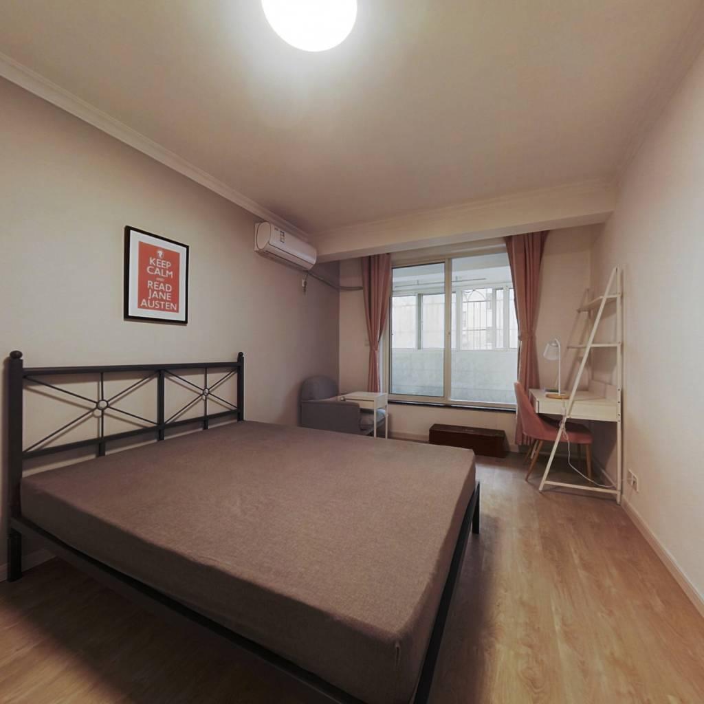 合租·静安新城四区 3室1厅 南卧室图