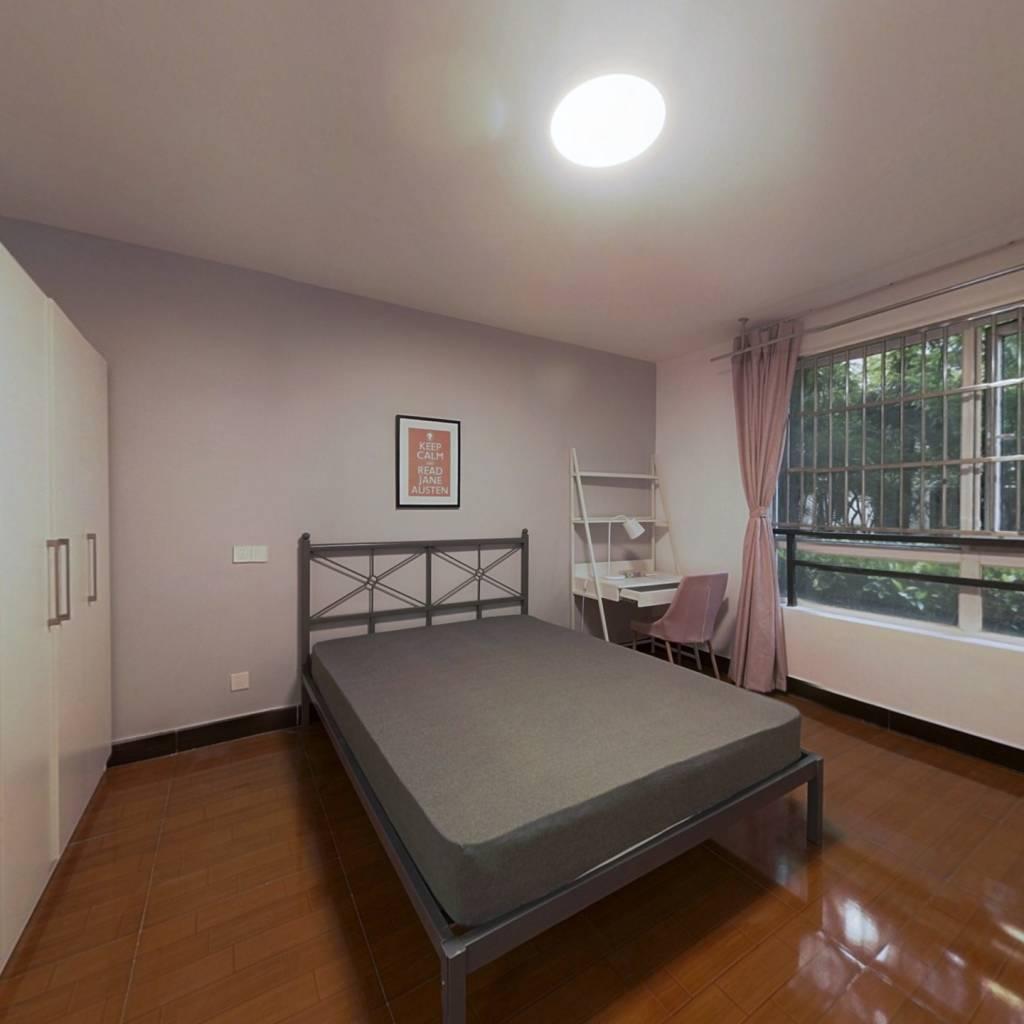 合租·云溪香山 4室1厅 北卧室图