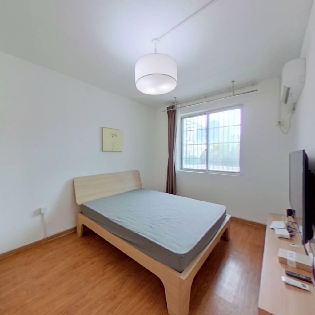 整租·朝晖一区 2室1厅 南卧室图