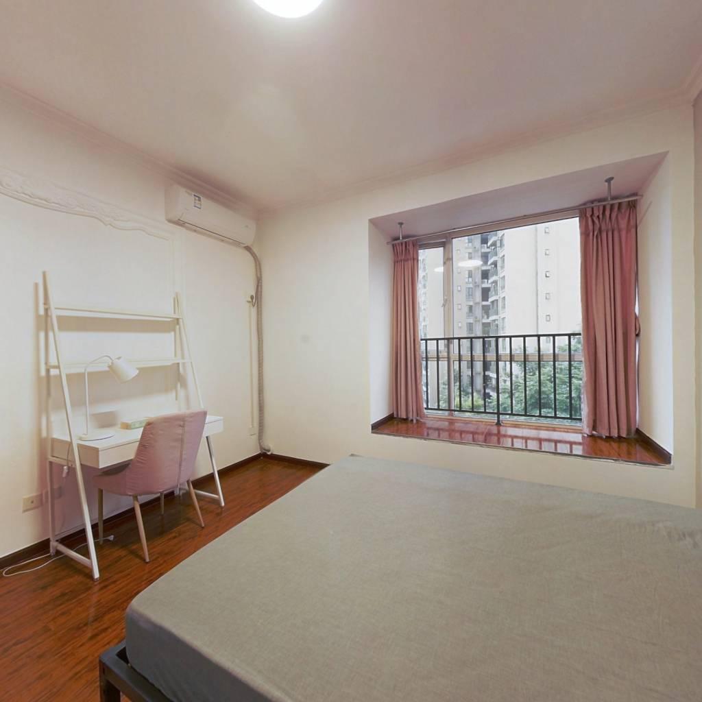合租·望江锦园 3室1厅 北卧室图