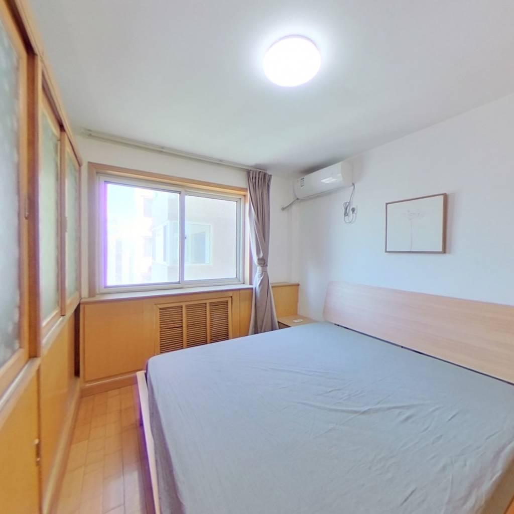 整租·今日家园 1室1厅 西卧室图
