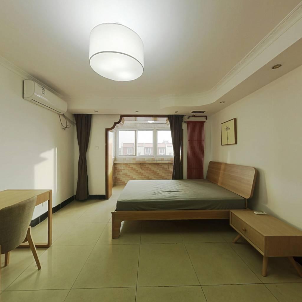 整租·万柳园小区 2室1厅 东卧室图