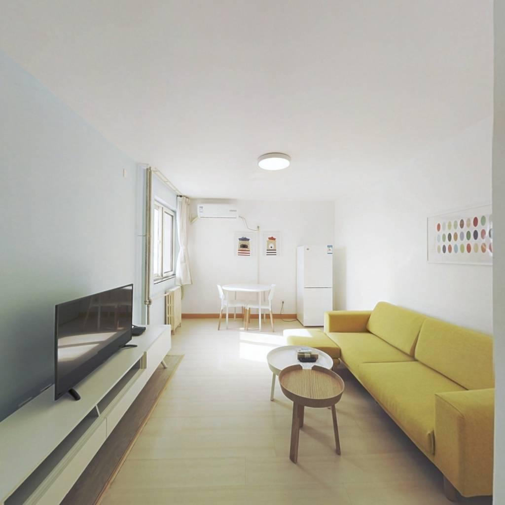 整租·通惠家园 2室1厅 南卧室图