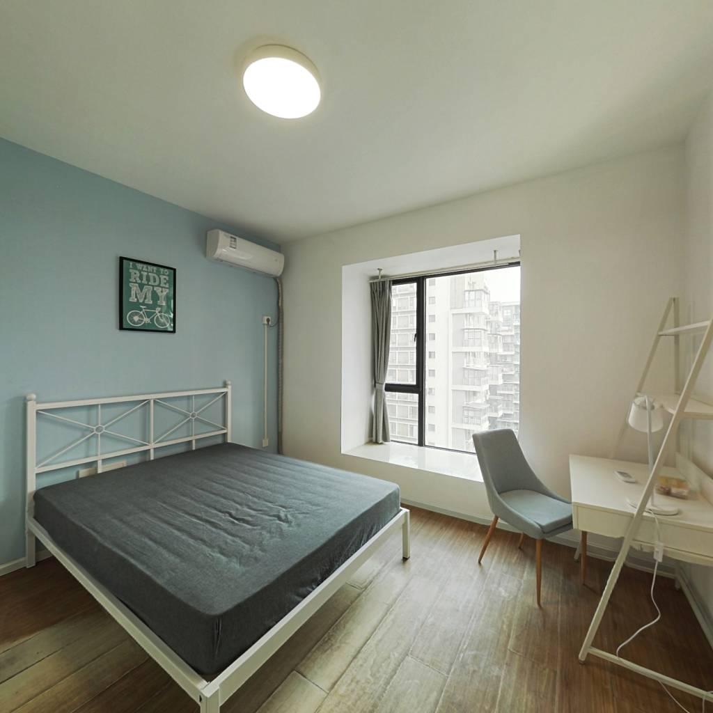 合租·宝泰家园 3室1厅 南卧室图