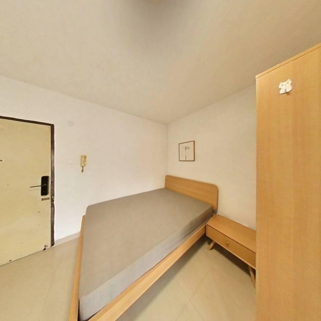 整租·星桂园 1室1厅 西卧室图