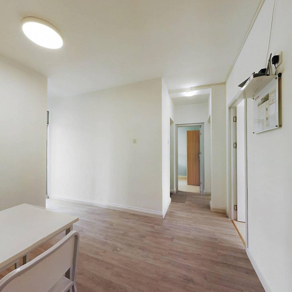 合租·科技园三十四区 4室1厅 南卧室图