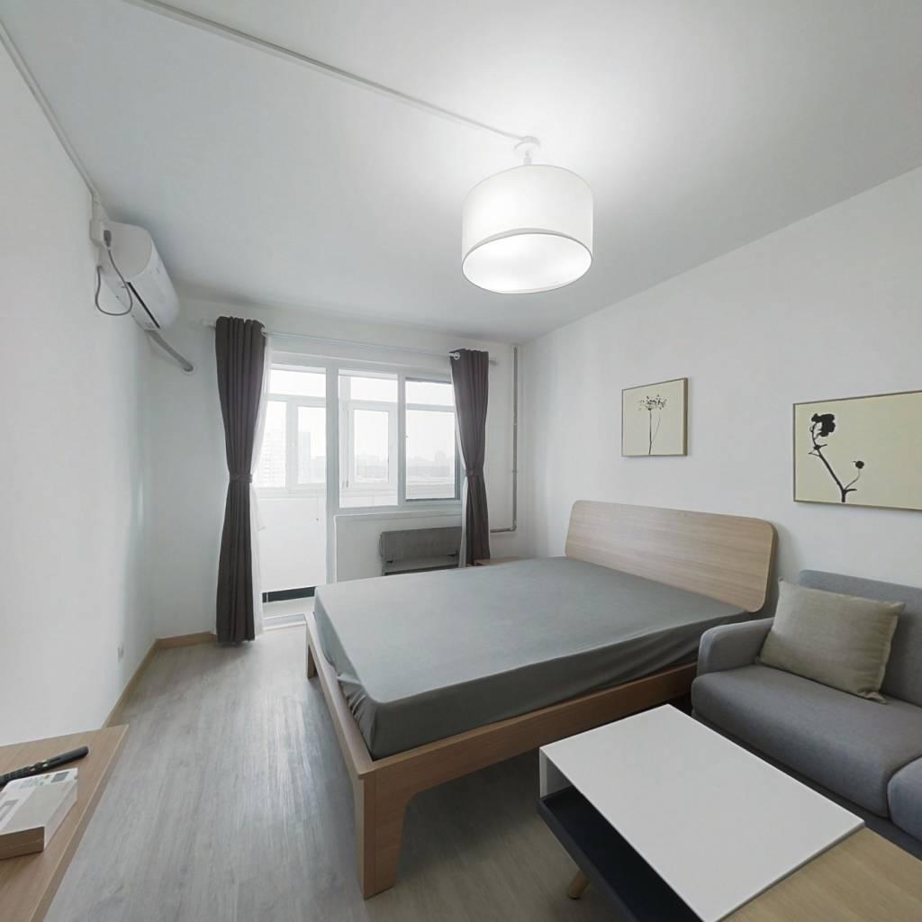 整租·塔院小区 1室1厅 南卧室图