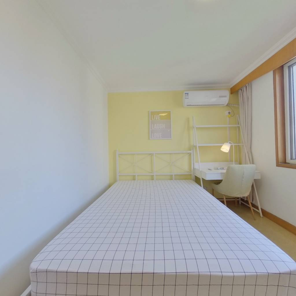合租·福怡苑 3室1厅 东卧室图