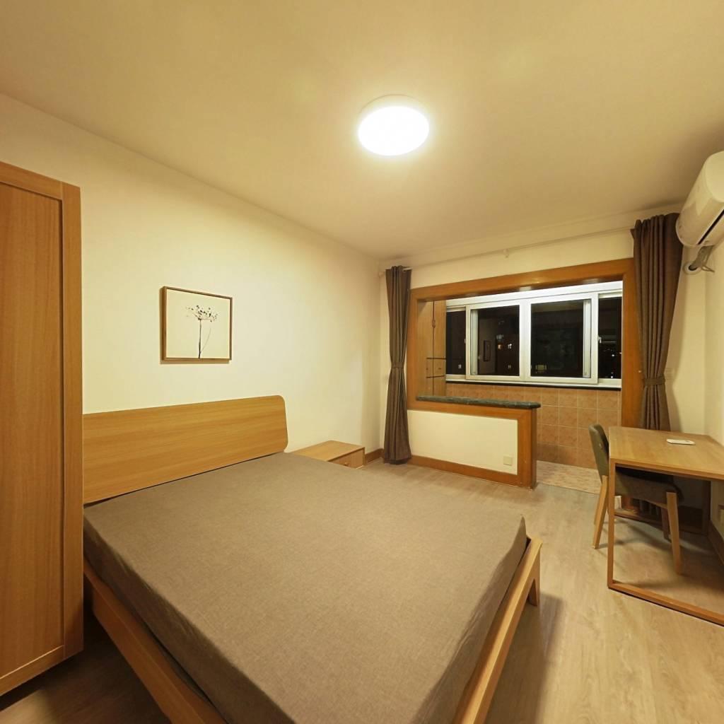 整租·上焊大楼 1室1厅 南卧室图