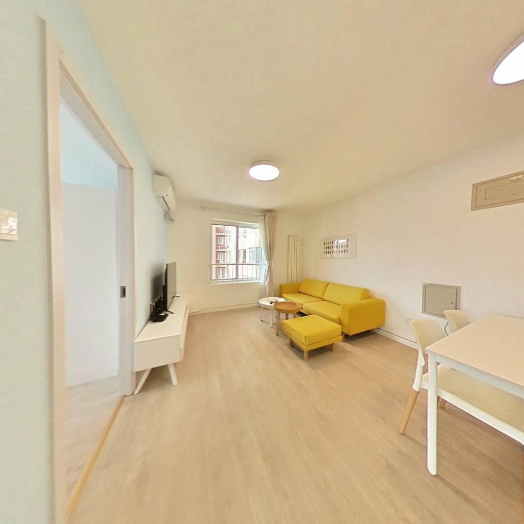 整租·方庄南路18号院 2室1厅 南卧室图